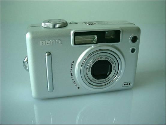 BenQDC5330和DC4500数码相机评测 对各自的定位把握相当准确