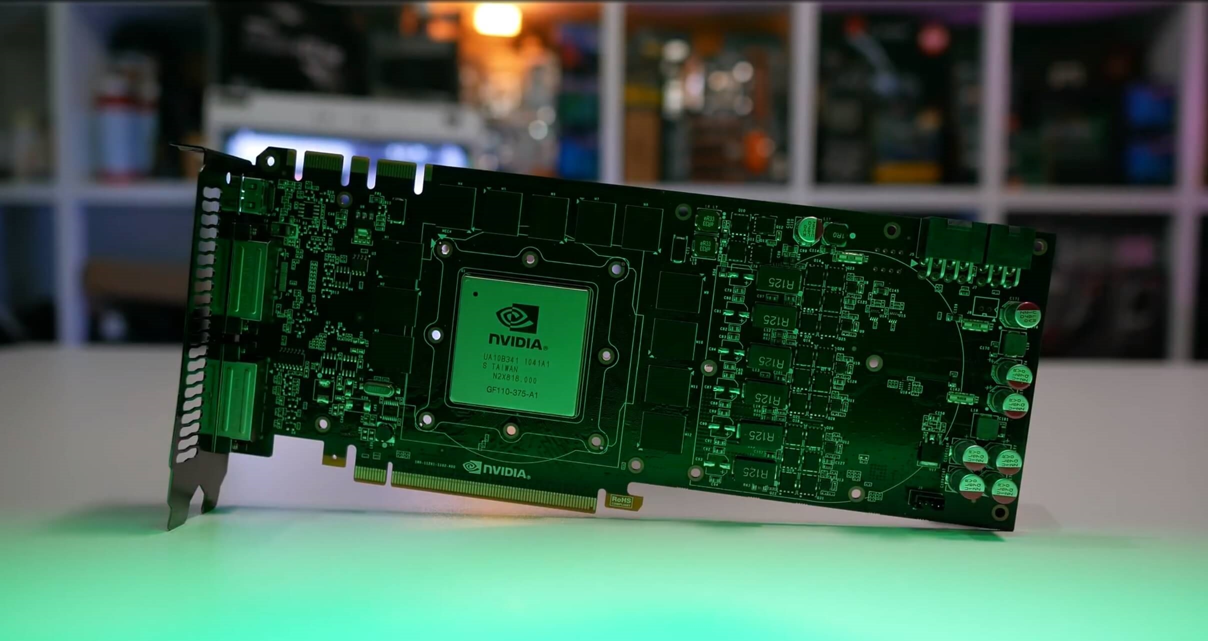 GTX580评测 八年前的卡皇现在用如何