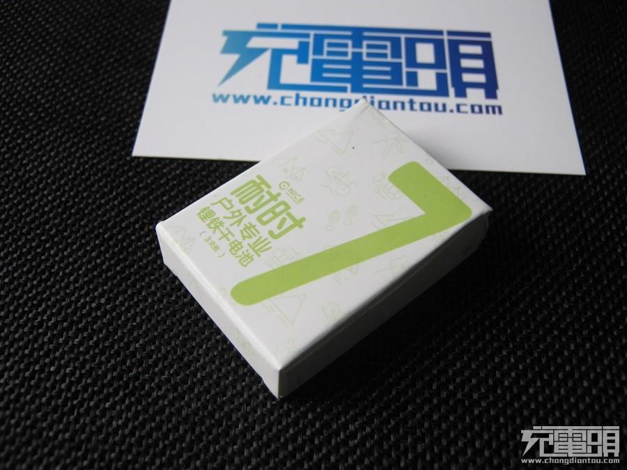 耐时7号电池评测 实测两支电池容量均超出标注容量