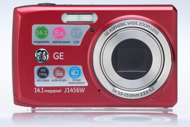 经济版便携数码相机GEJ1456W评测 到底值不值得买