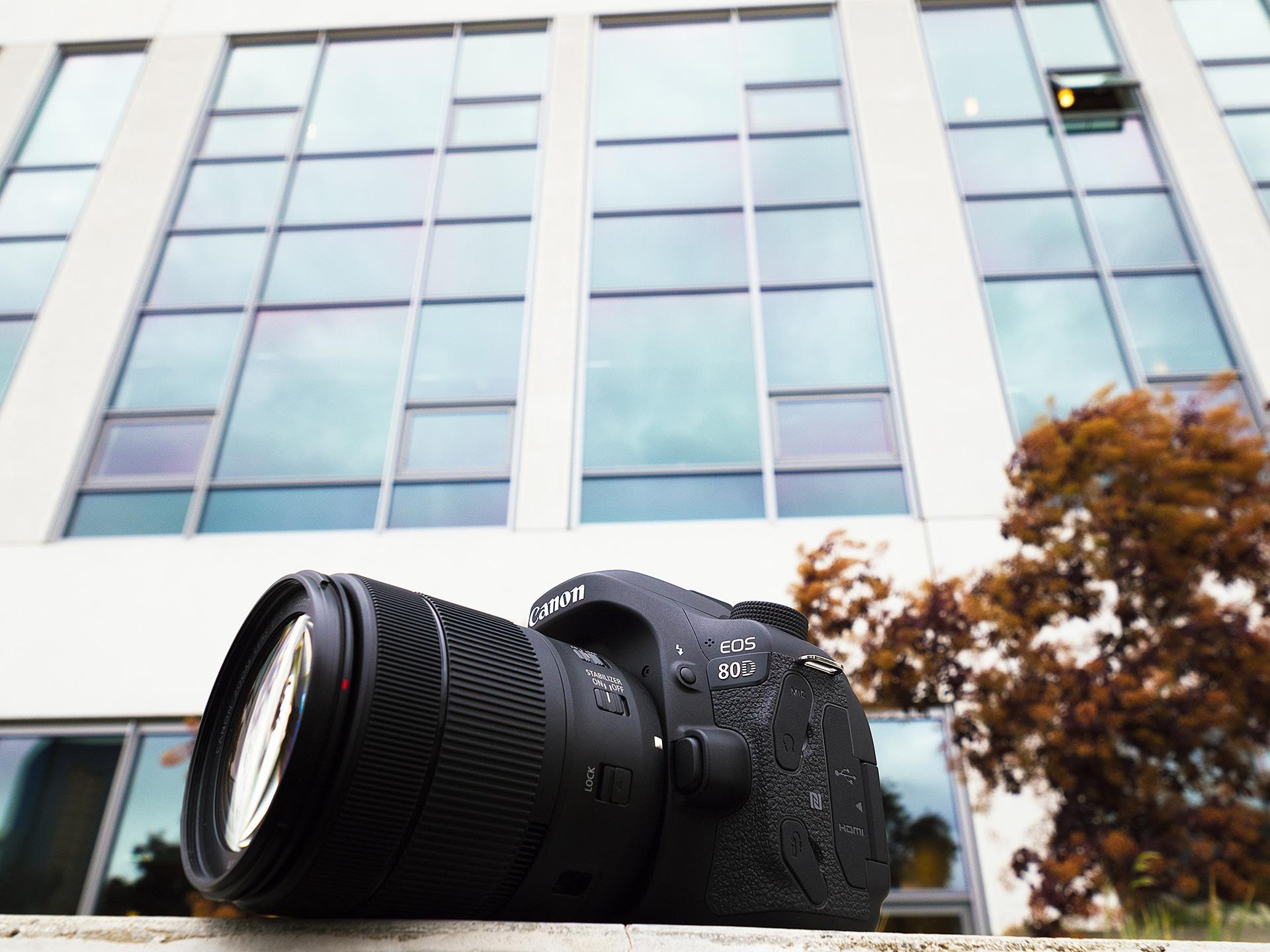 佳能EOS80D评测 更适合那些想要寻求拍照和摄影兼顾的爱好者