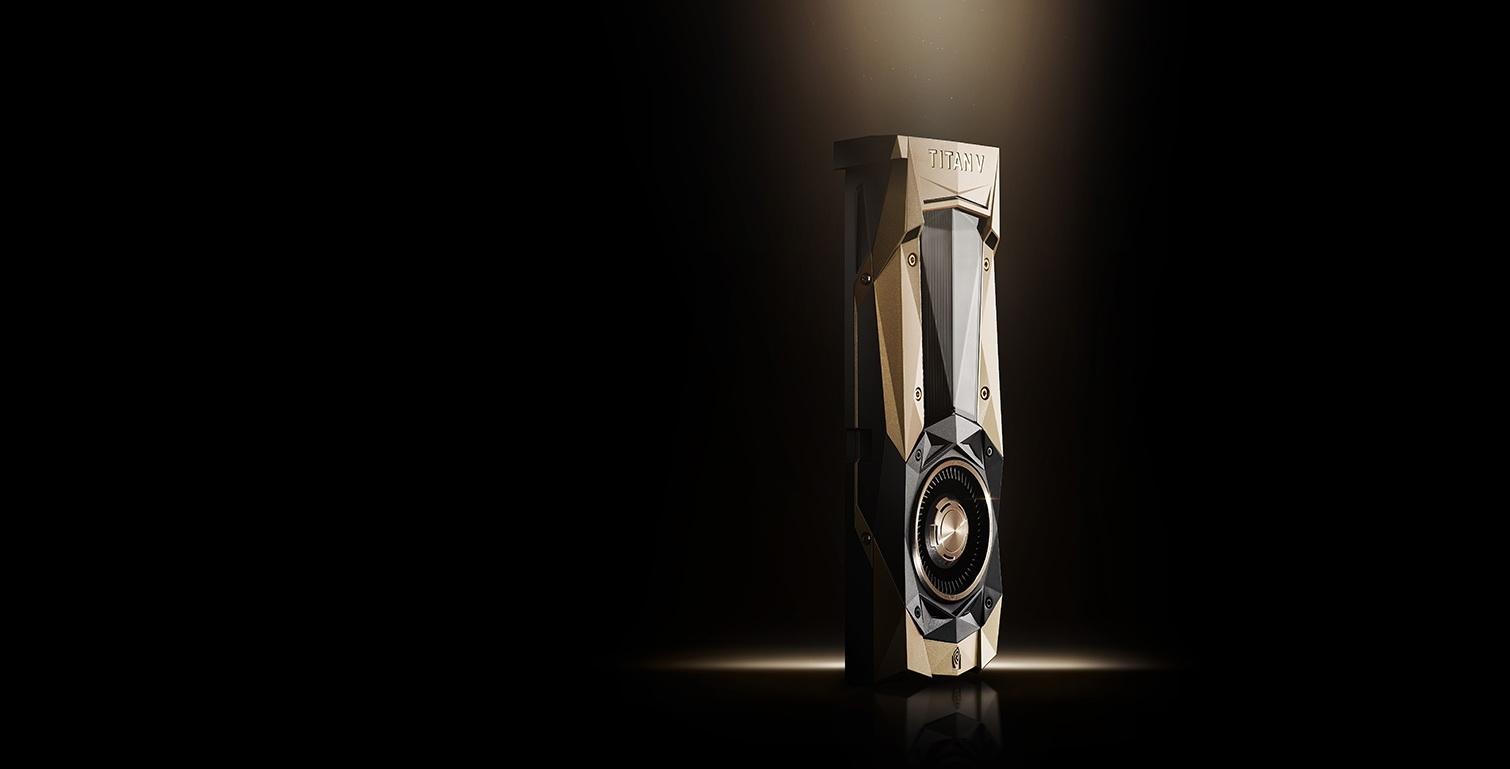 NVIDIATitanV游戏性能实测 2万元值不值