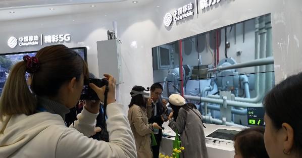 浙江移动联合华为已在杭州建设全国最大规模的5G覆盖网络