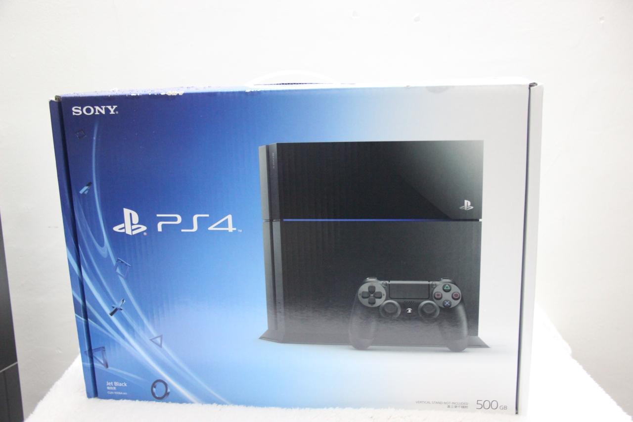 港版PS4评测 值不值得买