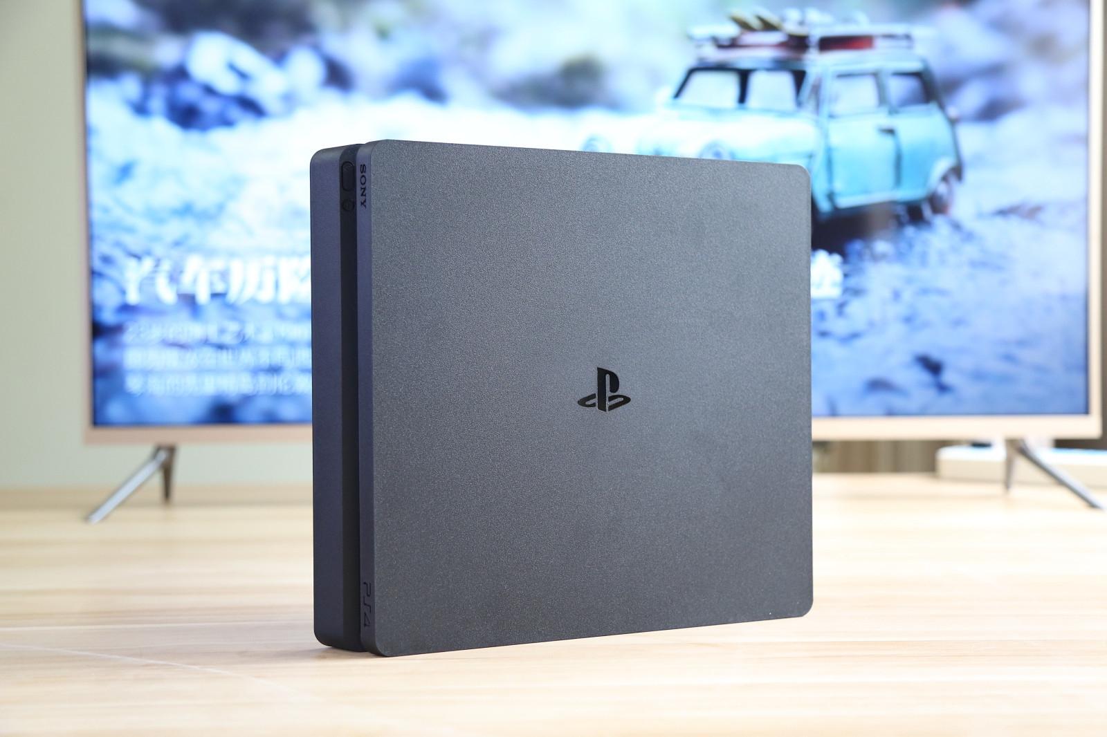 PS4Slim评测 体积更小重量更轻外观更好看