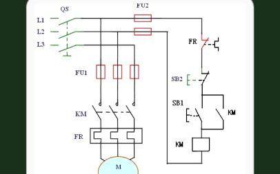 三相异步电动机点动控制和自锁及正反转互锁控制实验资料概述 一