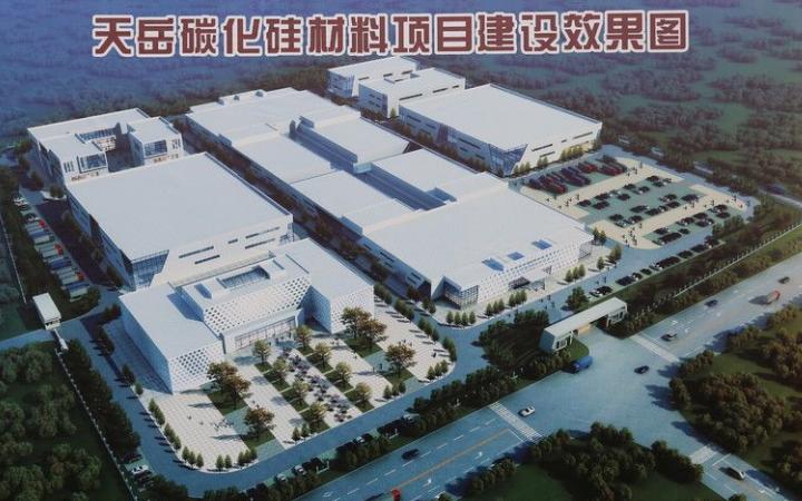 国内最大的第三代半导体碳化硅材料项目生产线正式开建 预计年产值可达13亿元