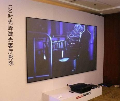 海信激光电视全渠道销量同比增长1157% 寡头地...