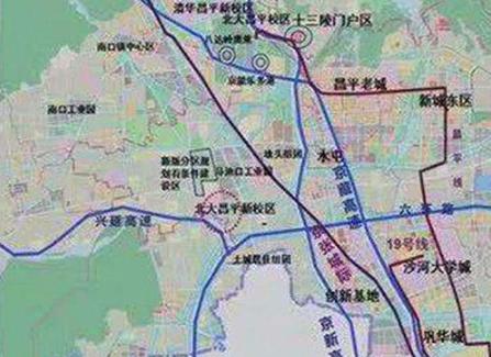 北京大学将在昌平建人工智能新校区