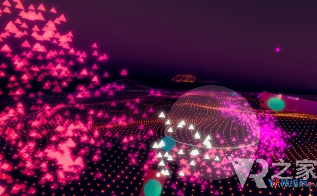 VR可应用于最新的项目Lume以进行数据分析