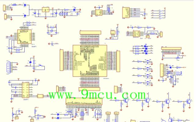 STM8单片机开发板的详细资料介绍