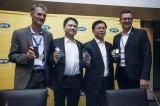 紫光展锐携手中国移动、MTN、KaiOS合作发布的全球首款3G智能功能手机