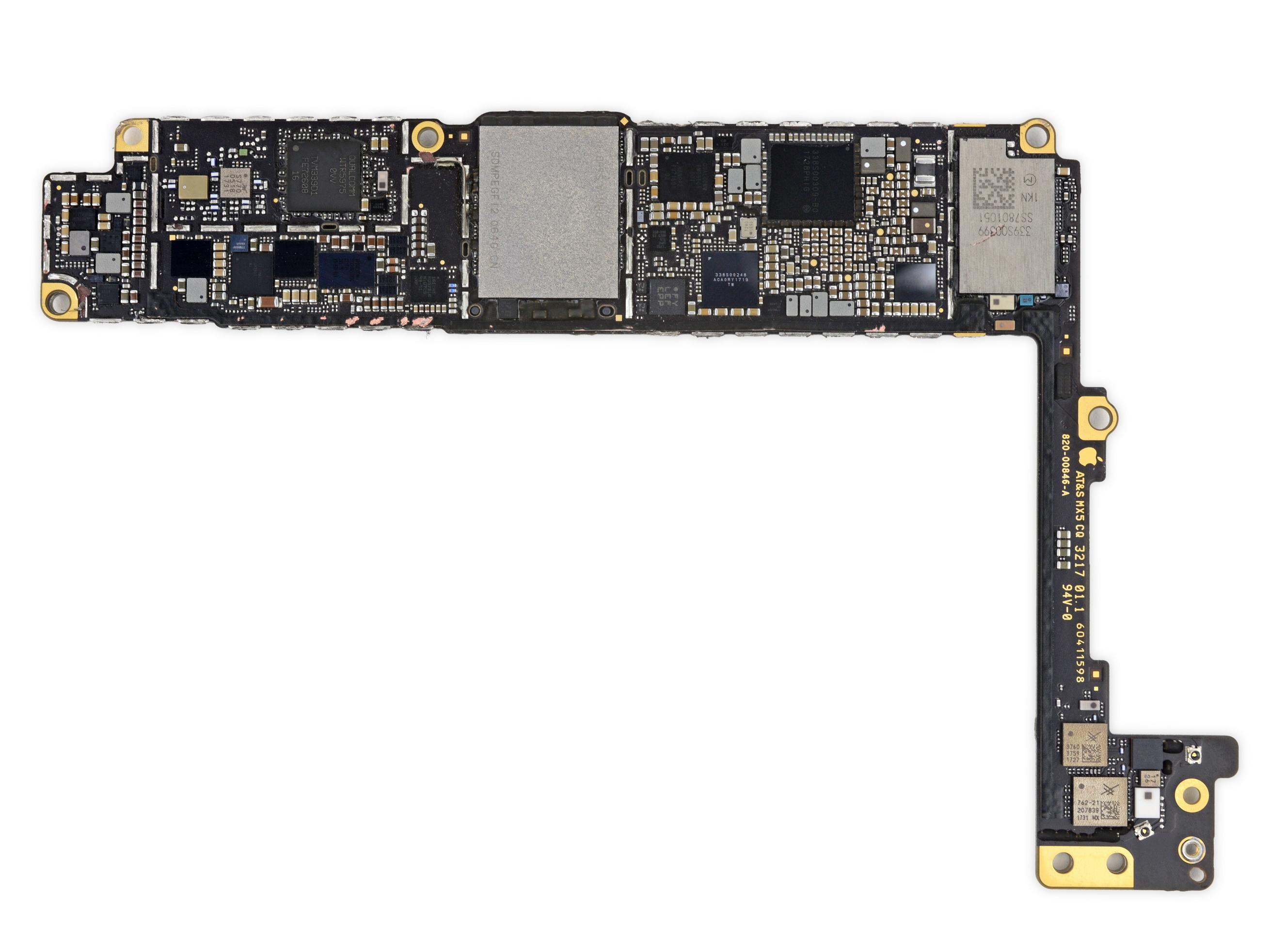 苹果8拆机结构壁纸