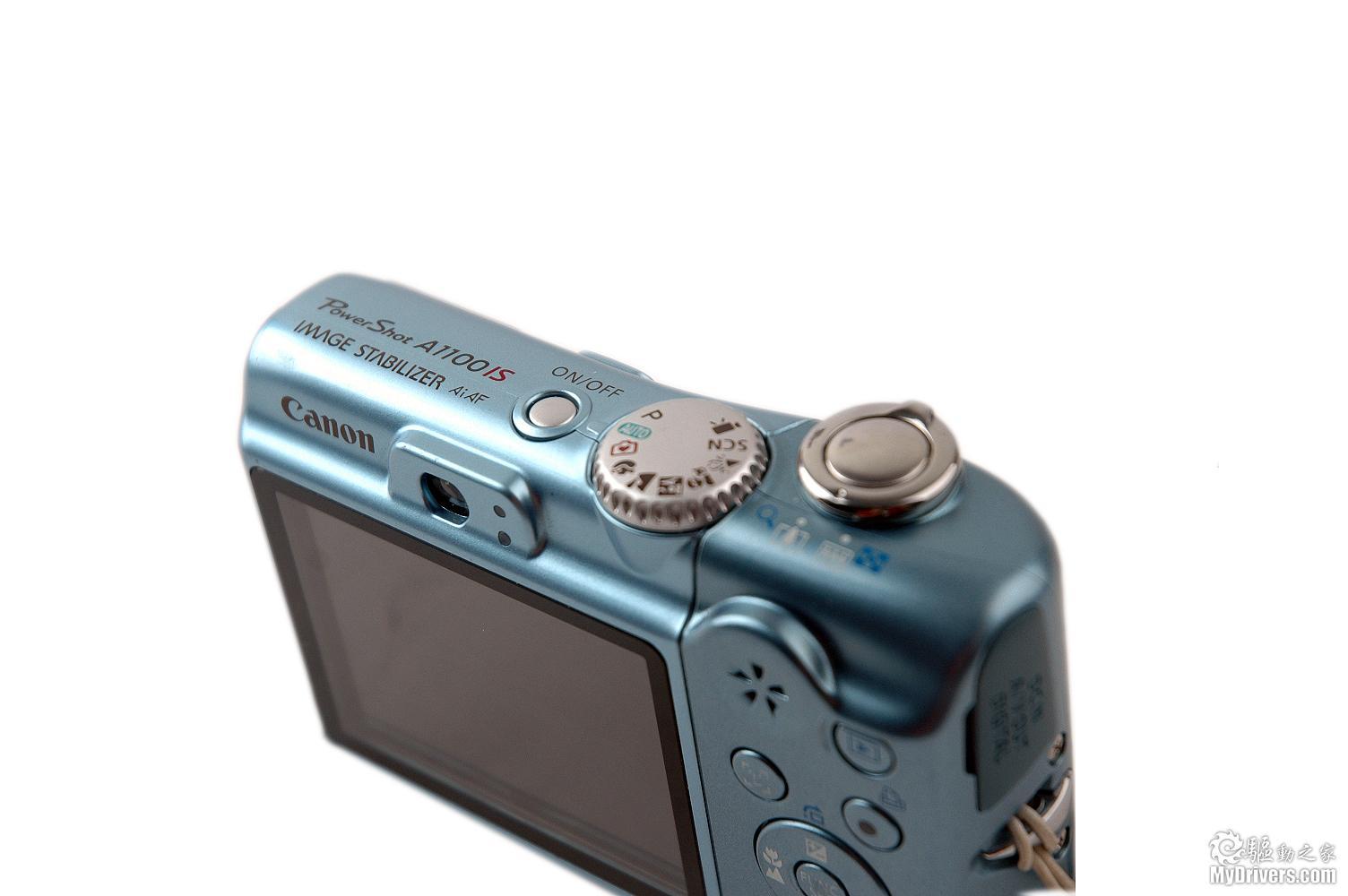 佳能升级版A1100IS相机评测 更加符合流行趋势
