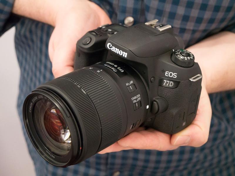 佳能EOS77D相机怎么样 值不值得买