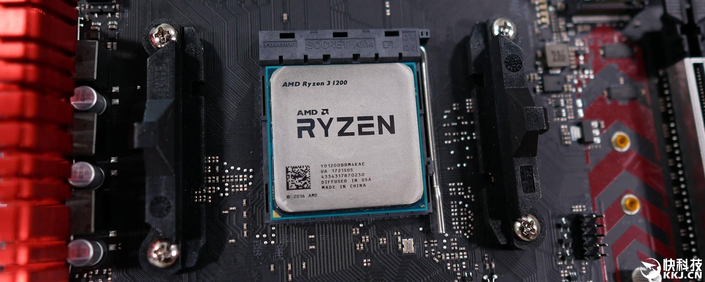 AMDRyzen3对比i5-2500K 明星级老产品果然厉害