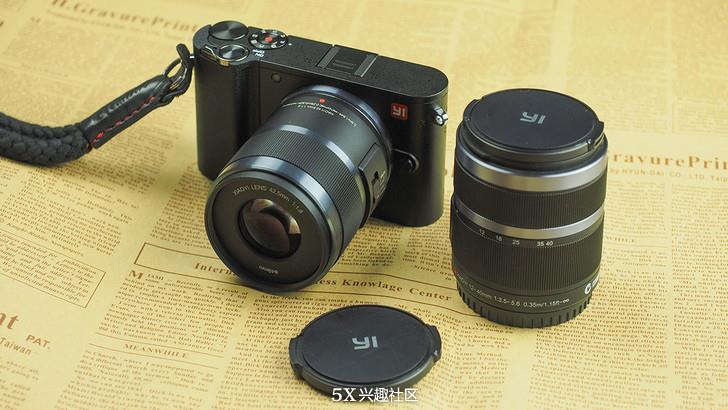 小蚁微单评测 终于拥有一款常规设计的国产可换镜头数码相机