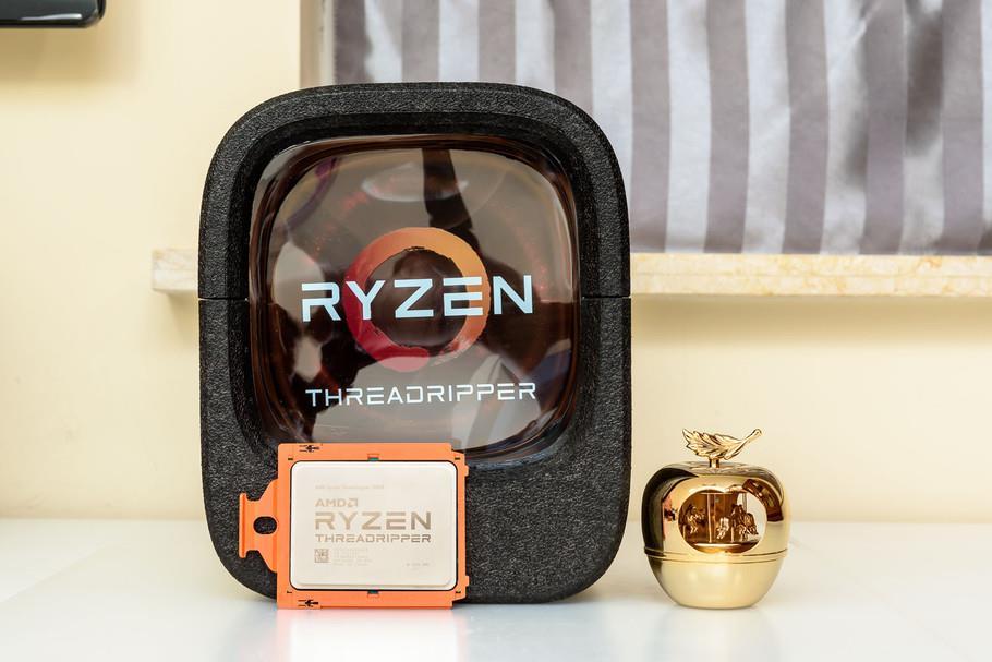 AMD1920X12核心评测 更适合倾向于工作站用途的电脑