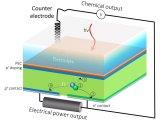 一种新型太阳能电池,这种电池可以选择性地产出电能和氢