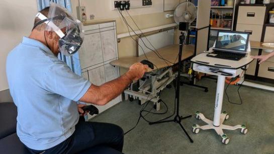 中风患者的福音 虚拟实境(VR)实力助攻中风病症