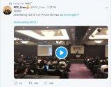 腾讯KeenLab研究员已经成功的将运行iOS12.1的iPhone XS Max越狱