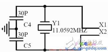 单片机最小系统的组成及其原理解析