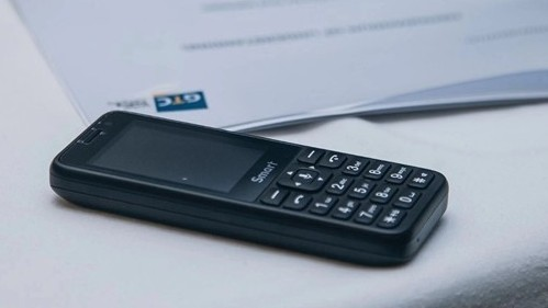 世界首款3G KaiOS系统智能功能机亮相南非国际通信技术展览会