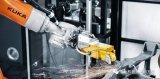 KUKA机器人通过轮廓识别技术去除未确定的铸件毛刺
