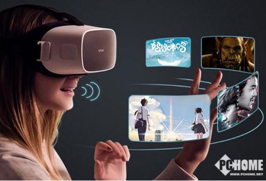 VR带给我们更好的娱乐体验 在我们的生活中扮演的角色愈发重要