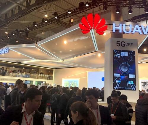 华为计划未来三年将引领尼泊尔智能手机市场