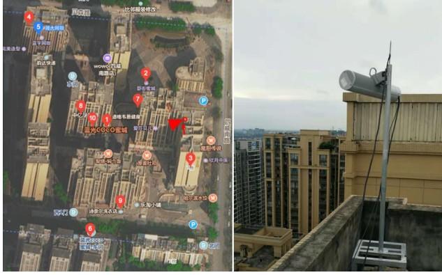 成都联通采用华为Easy Marco2.0助高层居民区实现网络深度覆盖