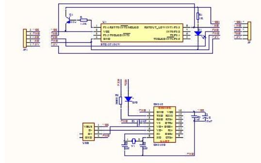 STC15F104八脚单片机的10例源代码资料免费下载