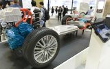 三菱汽车为欧蓝德PHEV更换电芯,使其增加电池容量