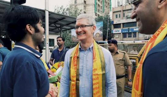 苹果想提升在印度智能手机市场的份额 改变定价策略是关键