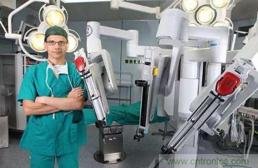 一款以伺服系统为主的医疗机器人各方面简单阐述