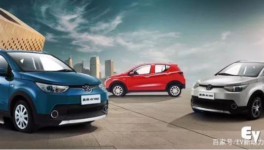 """新能源汽车前景大好 微型电动汽车销量却出现了""""断崖式""""下跌"""