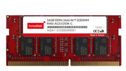 宜鼎发布全新强固型DDR4 2666宽温系列内存产品