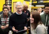 1个月时间,苹果市值蒸发掉一个麦当劳!苹果亚洲供...