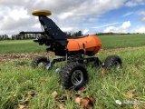机器人能种地能喷药还能除草