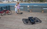 自拍无人机Hover2可发现规避障碍物