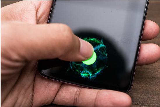 一加6T的屏下指纹识别速度加快 提升了手机操作的...
