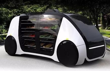 沃尔玛与福特等合作推出自动驾驶汽车送货到家服务