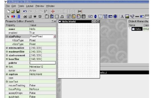 Qt嵌入式图形应用开发的实际应用的资料说明