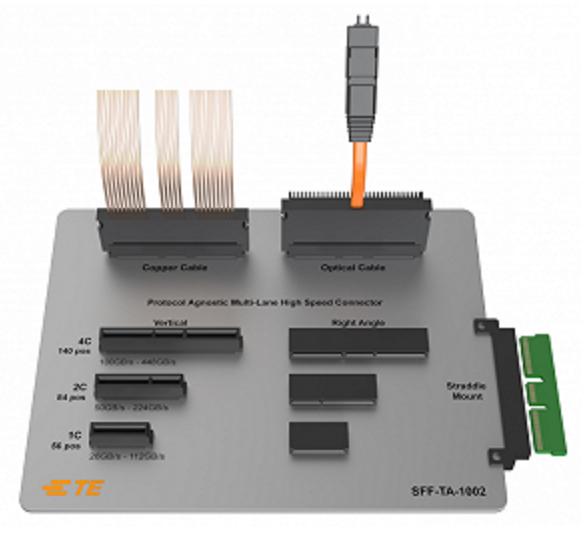 TE凭借Sliver SFF-TA-1002 连接器荣获年度全球电子成就奖