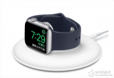 苹果发布新版本AppleWatch磁力充电基座 支持侧放和平放两种充电方式