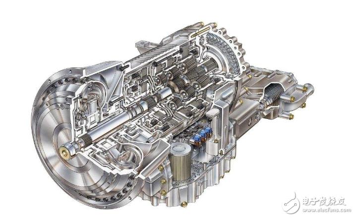 汽车电子 汽车电子 正文     变速箱由变速传动机构和变速操纵机构两