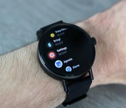 谷歌对智能手表的节电模式进行了重新设计进一步延长了电池续航的时间