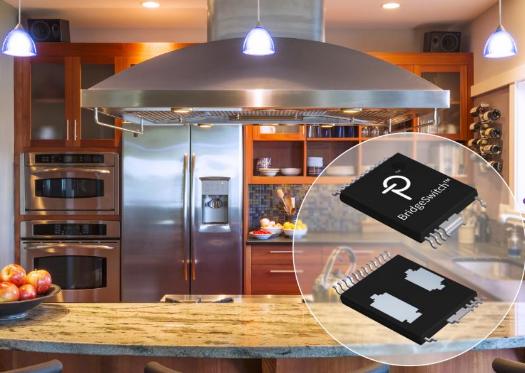 PI发布IHB的电机驱动器IC产品系列 有助于降低系统成本和重量
