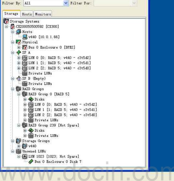 EMC存储划分lun的详细步骤