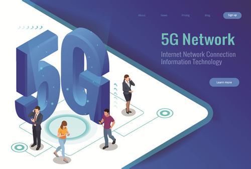 5G网络将在2019年实现全面运营与4G网络相比5G的速度要快100倍